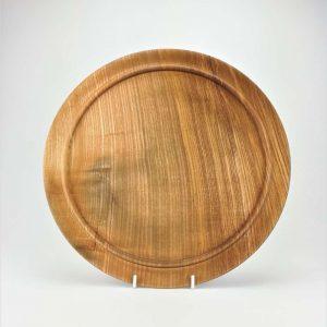 """13"""" olive ash platter"""