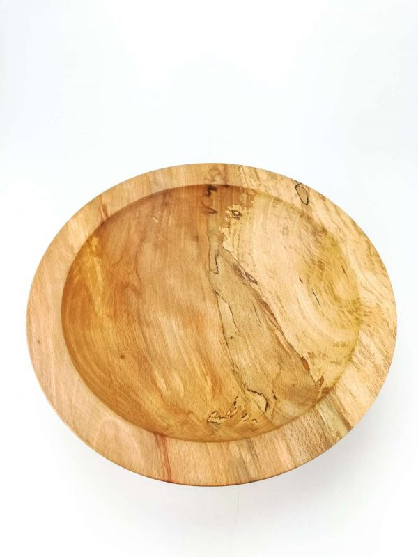 spalted beech bowl 4